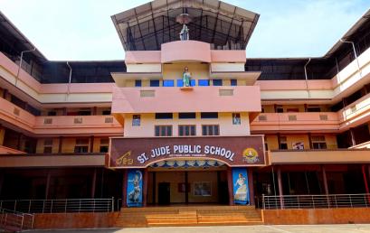Welcome to St Jude Public School, Kuttanellur, Thrissur.